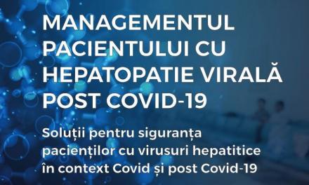 Pacienții cu hepatită au nevoie de acces la servicii medicale specifice bolii