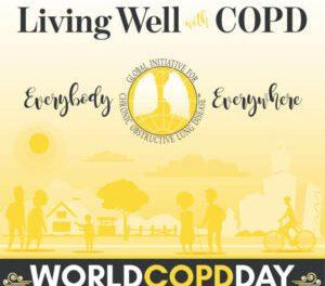 18 noiembrie, Ziua mondială de luptă împotriva Bronhopneumopatiei obstructive cronice