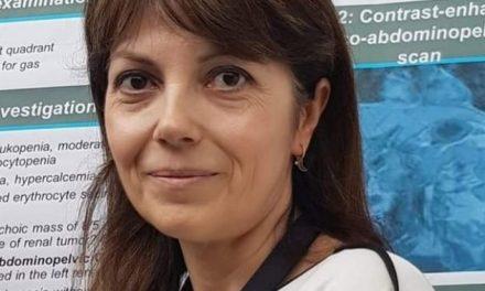 Dr. Camelia Chioncel, medic primar gastroenterolog, Spitalul Clinic de Urgență București și Regina Maria – Euroclinic: Raportul corect din farfurie este de 25% carne, 75% legume