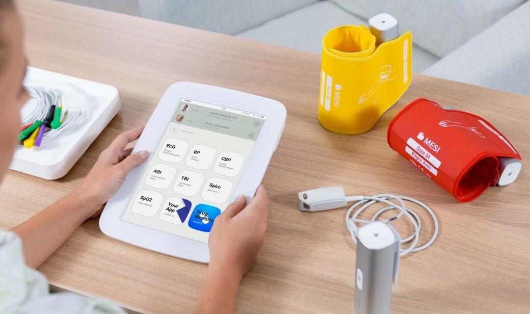 MESI mTablet, sistem inteligent de diagnosticare și monitorizare a pacienților cardiaci în contextul pandemiei de coronavirus