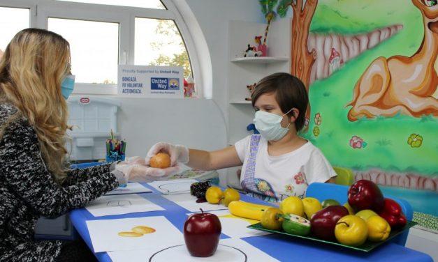 Peste 130 de copii grav bolnavi au beneficiat gratuit de servicii psiho-socio-medicale în 2020