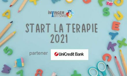 "Proiectul ""START LA TERAPIE 2021"""