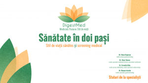 DigestMed lansează gratuit un eBook pentru prevenția și lupta împotriva cancerelor digestive