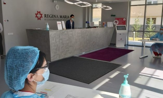 Rețeaua REGINA MARIA oferă acces gratuit pentru pacienții post COVID, la nivel național