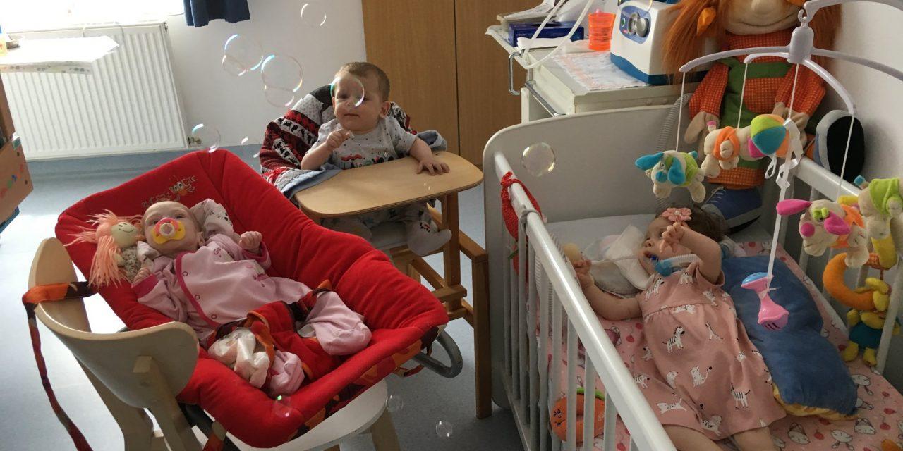 Strigăt de ajutor de la singurul hospice din Sibiu, ultima speranţă a copiilor grav bolnavi