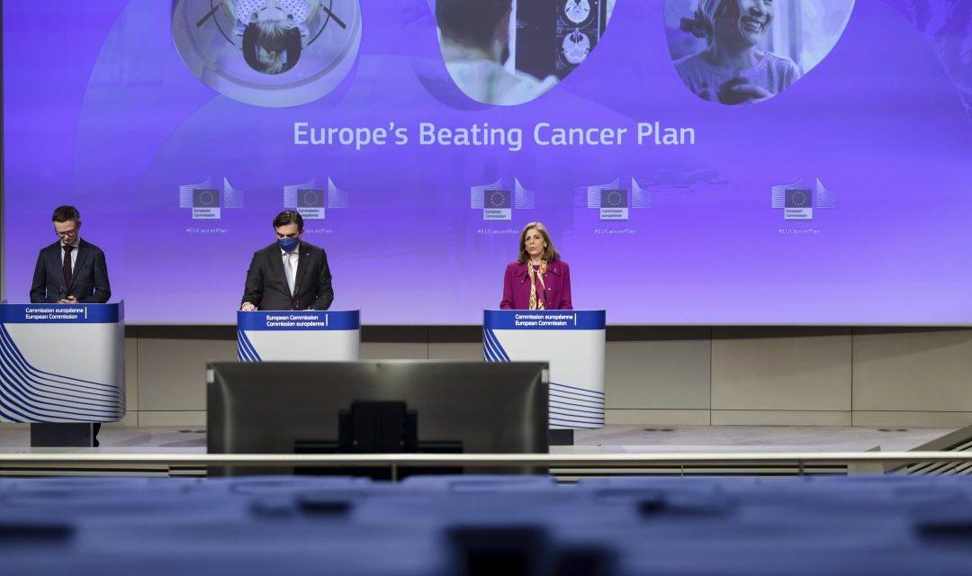 UE prezintă un plan de 4 miliarde de euro pentru lupta contra cancerului