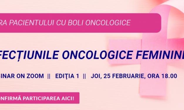 Comunitatea DespreCancer.ro: primul webinar adresat pacienților cu boli oncologice va avea loc pe 25 februarie