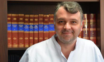"""Dr. Bogdan Iliescu, neurochirurg, Spitalul Clinic de Urgență """"N. Oblu"""" Iași: Am putea vorbi de forma neurologică a infecției cu SARS-COV2"""