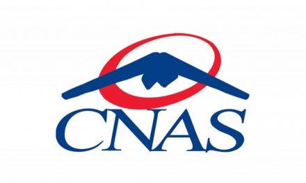 CNAS anunță reglementări în sistemul de sănătate aplicabile în trimestrul II al anului 2021
