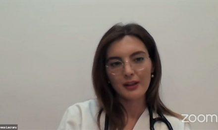 A doua sesiune Școala Inimii, cu Dr. Andreea Lăcraru: Insuficiența cardiacă poate fi întârziată sau prevenită