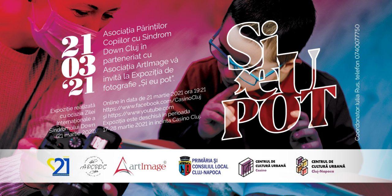 Expoziţie inedită de fotografie dedicată persoanelor cu Sindrom Down, la Cluj-Napoca