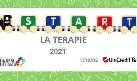"""Asociația Învingem Autismul a început anul cu proiectul """"START LA TERAPIE 2021"""""""