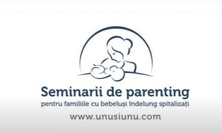 Seminar. Dr. Adriana Dan: Monitorizarea recuperării medicale a prematurilor