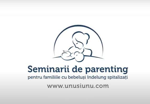 VIDEO Seminar: Igiena și schimbarea scutecului la prematuri, cu As. Raluca Băldean