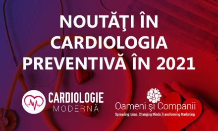 Comunitatea OSC – CardiologieModerna.ro: Află noutățile din cardiologia preventivă, miercuri 28 aprilie
