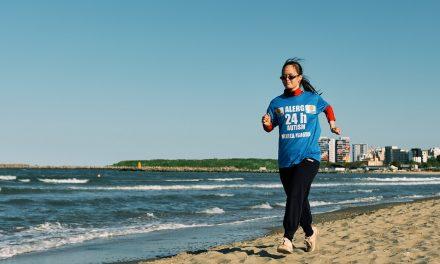 Ultramaratonul Autism24h revine pe nisip