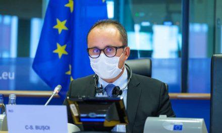 Cristian Buşoi: România încă investeşte o sumă mică în Sănătate comparativ cu media europeană