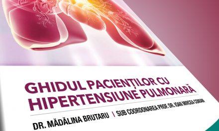 Asociaţia Pacienţilor Hipertensivi Pulmonari lansează Ghidul pacienţilor cu hipertensiune pulmonară