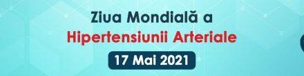 17 mai – Ziua Mondială de luptă împotriva Hipertensiunii Arteriale