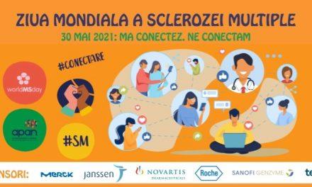 Ziua Mondială a Sclerozei Multiple 2021 – Conectați la nevoile pacienților