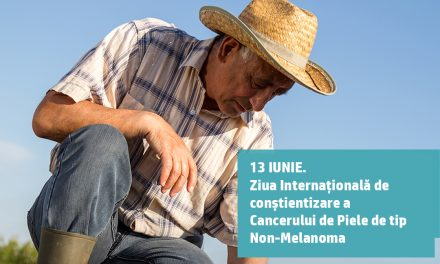 """""""Un Viitor Fără Pată"""", oglinda nevoilor cu care se confruntă pacienţii cu cancer de piele de tip  non-melanom și melanom, din România"""