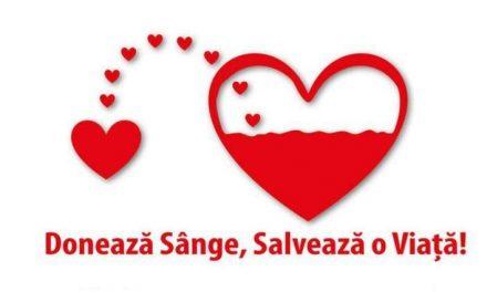 14 iunie – Ziua mondială a donatorului de sânge (OMS)