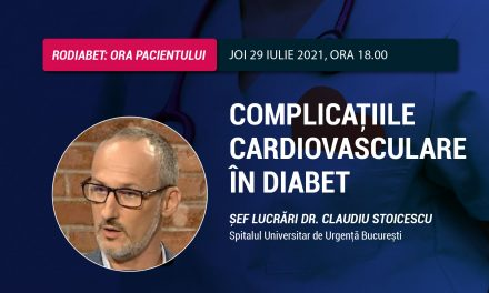 Dr. Claudiu Stoicescu: Care sunt cele mai frecvente boli cardiovasculare?