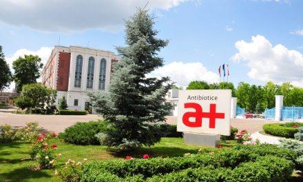 Compania Antibiotice Iași a înregistrat un avans de 11% a cifrei de afaceri în primul semestru din 2021