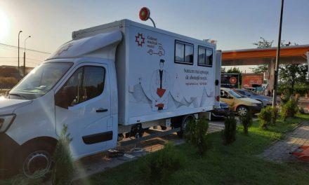 Rețeaua de sănătate REGINA MARIA inaugurează un cabinet dedicat testărilor COVID, într-o benzinărie Rompetrol