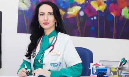 Dr. Oana Pop: Steatoza hepatică non alcoolică