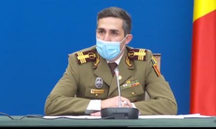 Valeriu Gheorghiţă: S-a demarat activitatea de vaccinare în aproximativ 95% din comunele din România