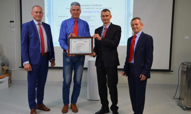 Centru de servisare a endoscoapelor Zhuhai Vision Medical pentru Europa, la LIAMED Brașov