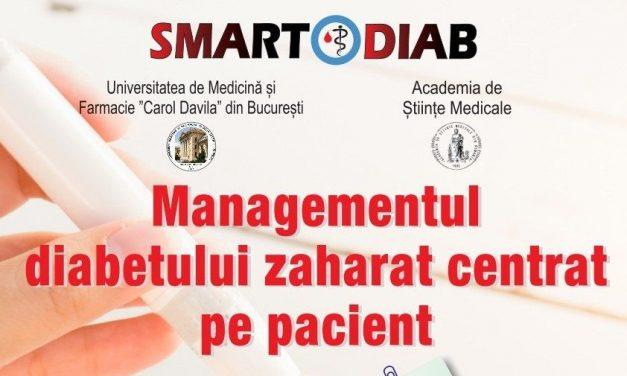 """Lectori de renume din România și din străinătate, la ediția din acest an a conferinței """"Managementul diabetului zaharat centrat pe pacient"""""""