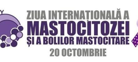 20 octombrie – Ziua internațională de conștientizare a mastocitozei și a bolilor mastocitare
