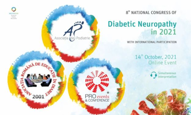 Congresul Național de Neuropatie Diabetică 2021