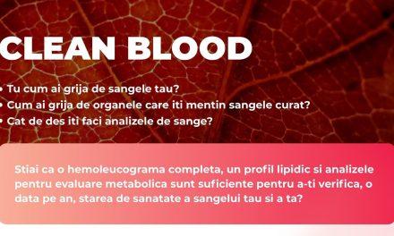 Asociația Imunis a lansat în luna septembrie o campanie de conștientizare a prevenției cancerelor de sânge, prin schimbarea stilului de viață