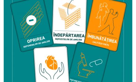 Infografic: Strategiile terapeutice ale Amiloidozei