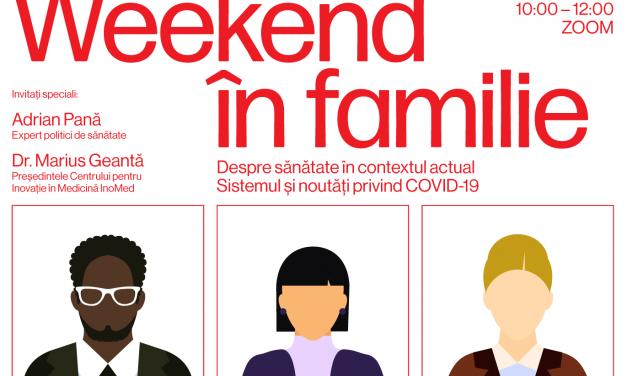 Asociaţia Naţională a Hemofilicilor din România a organizat o nouă ediție a evenimentului Weekendului în familie