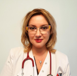"""Dr. Irina Calangea, Medic Primar Cardiolog, Spitalul Clinic de Urgență """"Bagdasar-Arseni"""": Activitatea fizică regulată, somnul și alimentația asigură sănătatea aparatului cardiovascular"""